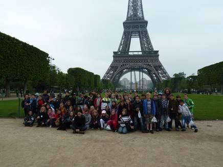 Ausflug Paris 1